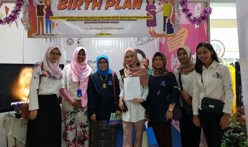 BIRTH PLAN as tools to Empowerment and awareness parents to be in pregnancy and labour